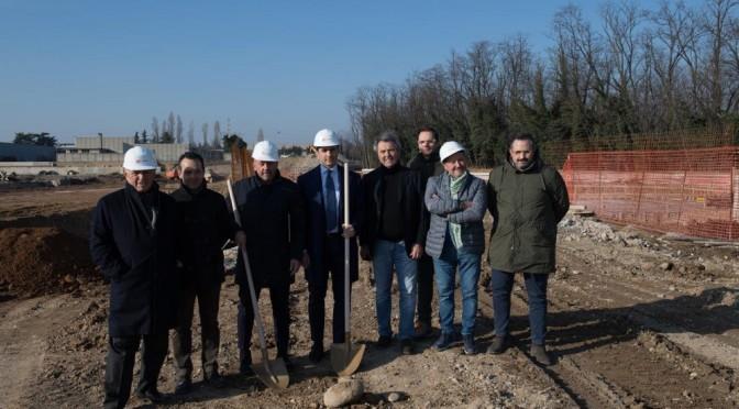 Nuovo sito multimodale di Basiano, via ufficiale da Arcese e FAP Investments