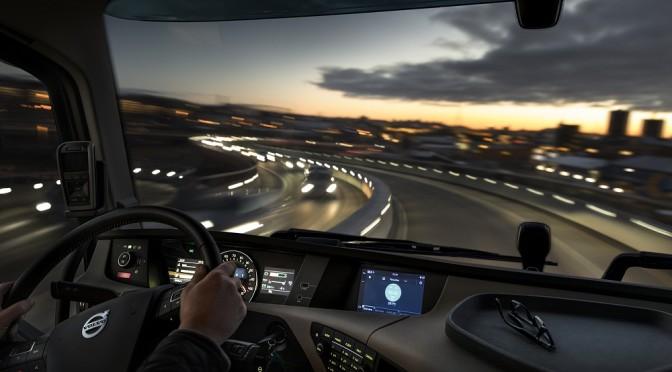 Volvo Trucks lancia sistemi integrati per servizi e Infotainment