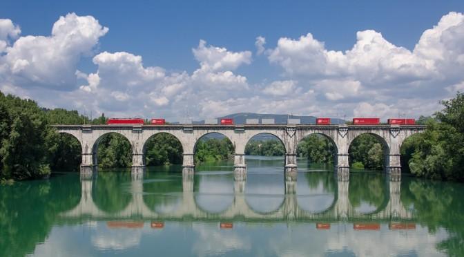 Arcese aggiunge la nuova tratta intermodale Verona-Curtici