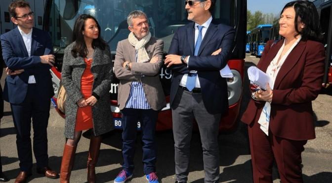 16 nuovi Iveco Bus Crossway per la flotta di Tper e per l'area metropolitan bolognese