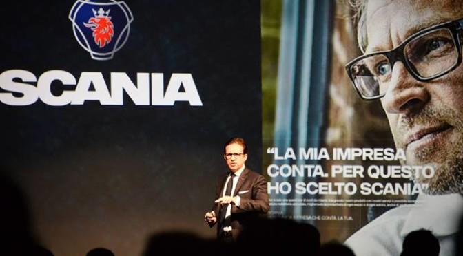 """Scania rivoluziona la comunicazionecon il lancio della campagna pubblicitaria """"Pensieri"""""""