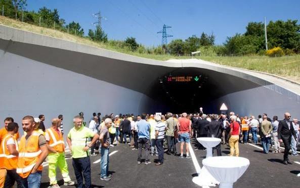 Inaugurato bypass del Galluzzo e presentato piano potenziamento rete autostradale