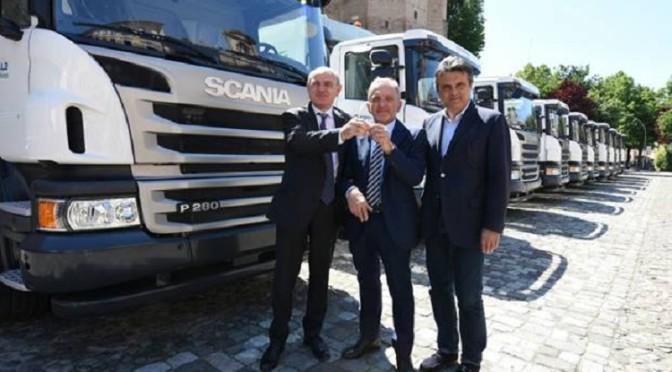Scania e Formula Ambiente insieme per guidare la Romagna verso un trasporto sostenibile