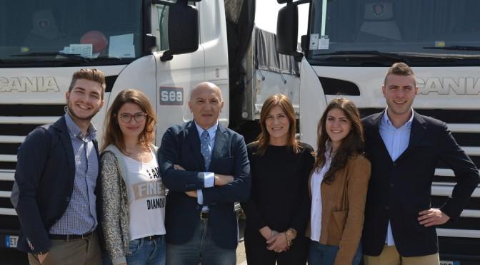 SEA Srl compie 50 anni e acquista 15 nuovi veicoli Scania