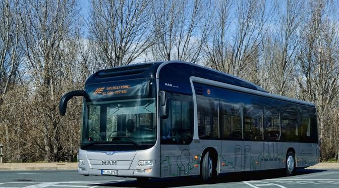 MAN sviluppa il bus ibrido del futuro