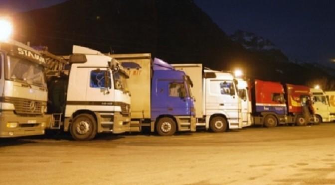 In Svizzera i camionisti potranno continuare a dormire nei camion