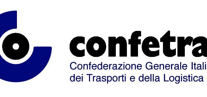 Confetra chiede abolizione maggiorazione 0,4% autotrasportatori