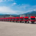 Arcese potenzia la flotta di camion