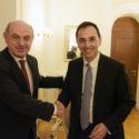 Accordo Scania-Anas per sviluppo di tecnologie Smart Road