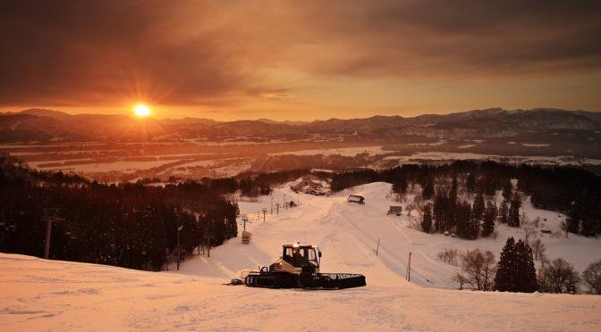 Motori Scania per i giganti della neve giapponesi