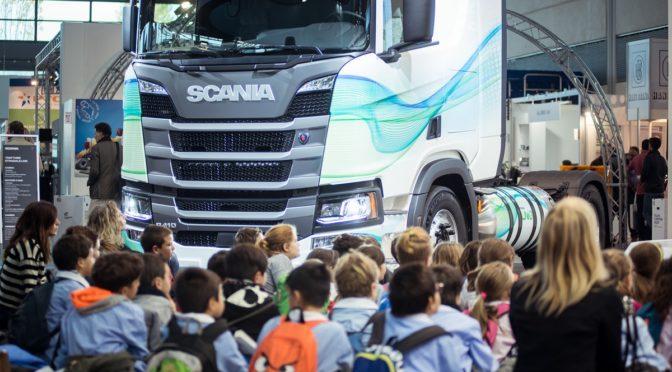 Scania per il futuro delle nuove generazioni…