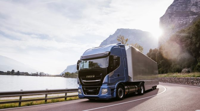 Iveco Stralis NP eletto Low Carbon Truck of the Year