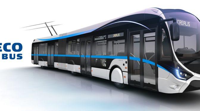 La nuova generazione di filobus di Iveco Bus in partnership con Skoda Electric
