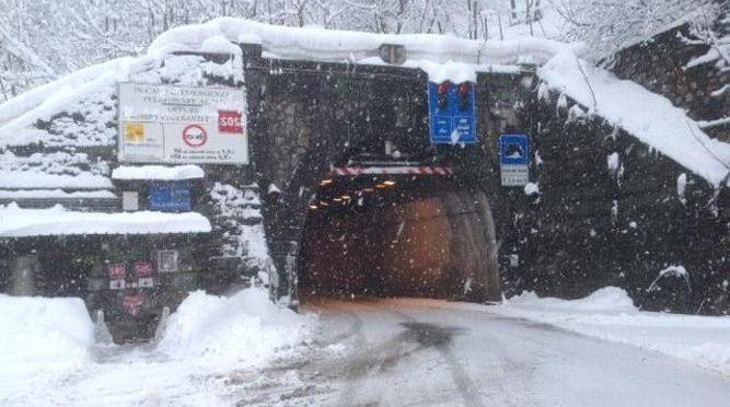 Riaperti Colle della Maddalena e Tunnel di Tenda