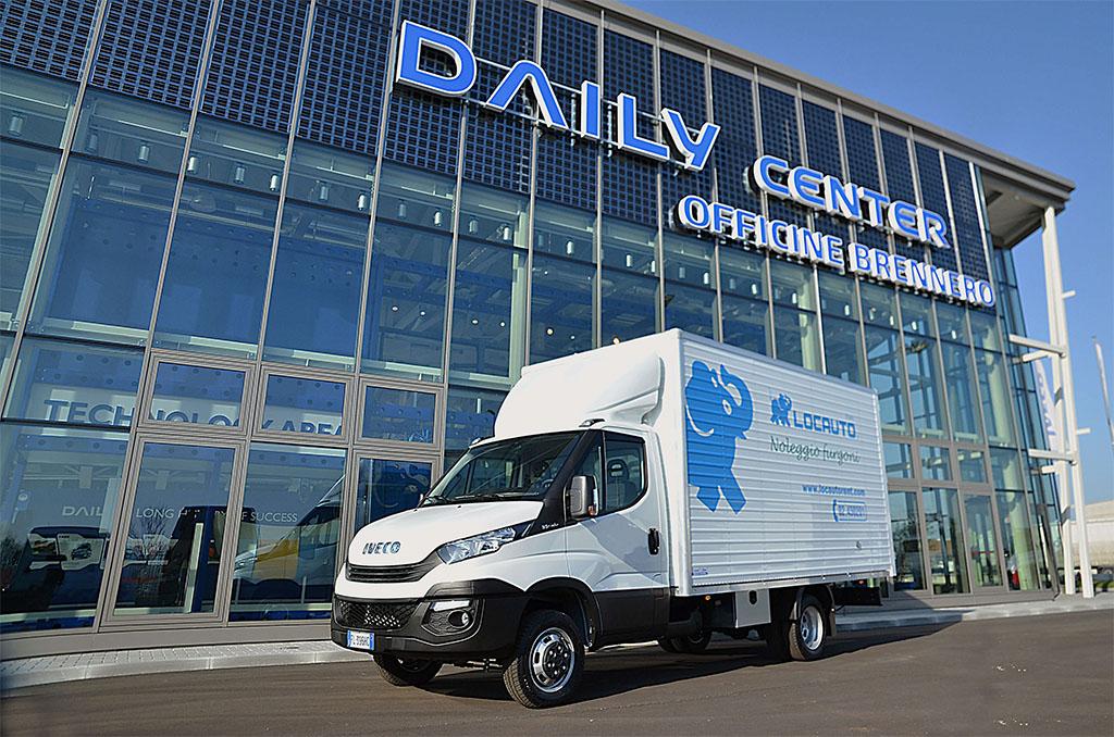 Completata la fornitura di 130 veicoli Iveco all'azienda Locauto