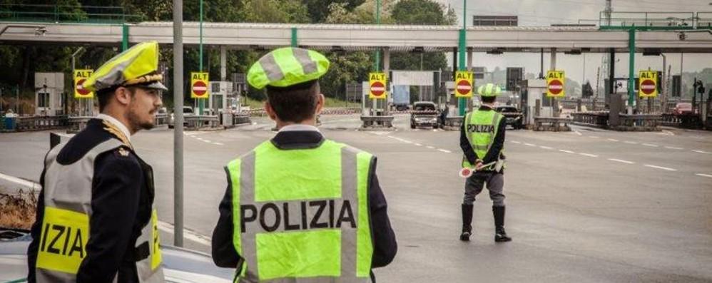 A26, clandestini nascosti in camion bulgaro: scoperti a Latisana