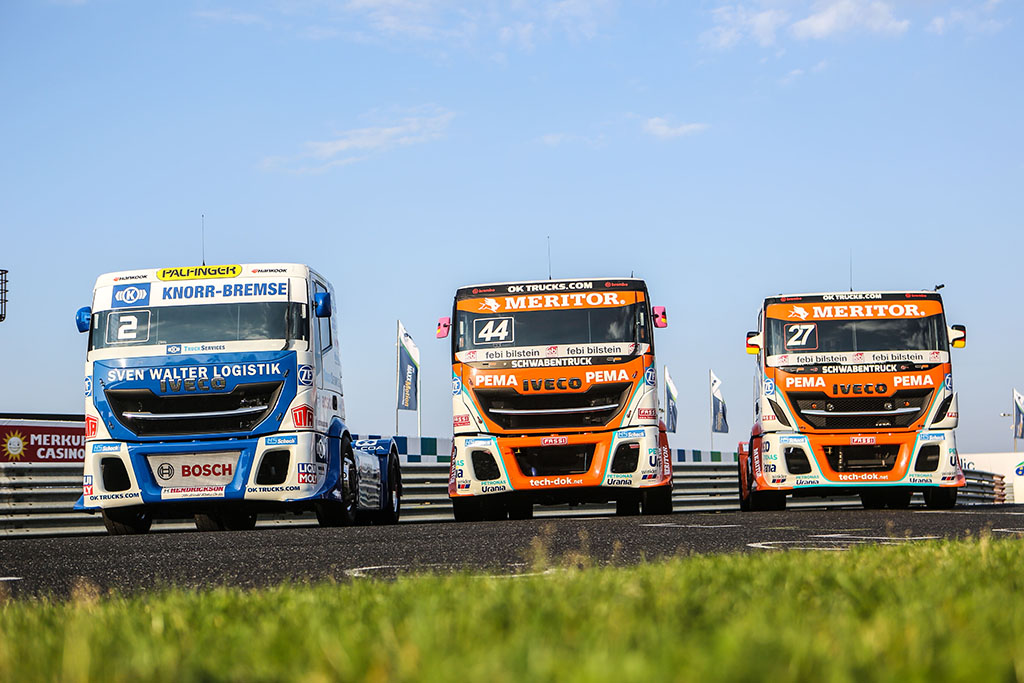 Iveco nel week-end al Misano World Circuit Marco Simoncelli