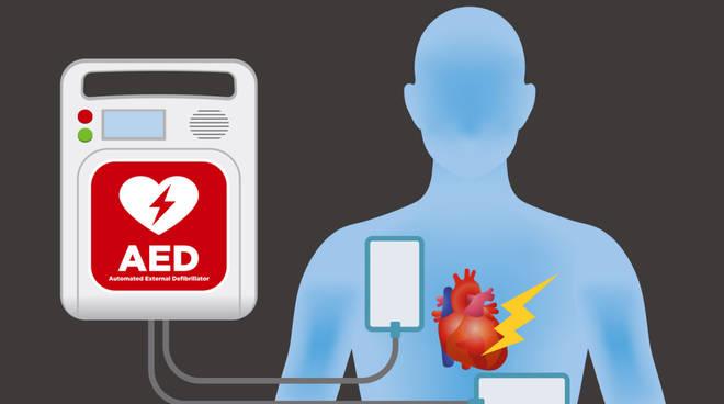 Accordo Fit-Cisl-Geodis per l'uso del defibrillatore