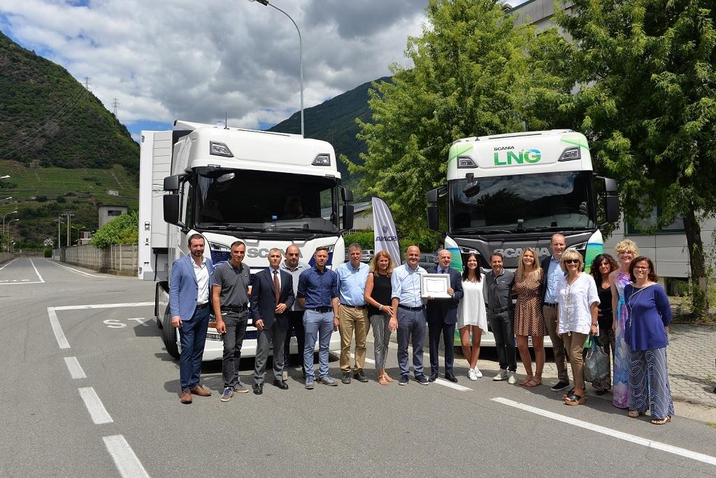 Scania e SO.LOG: insieme per la formazionedei conducenti di veicoli industriali