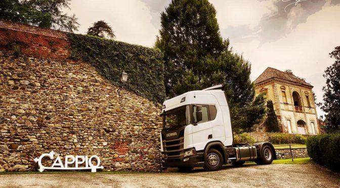 Uno Scania di nuova generazione per i 40 anni della Cappio Trasporti