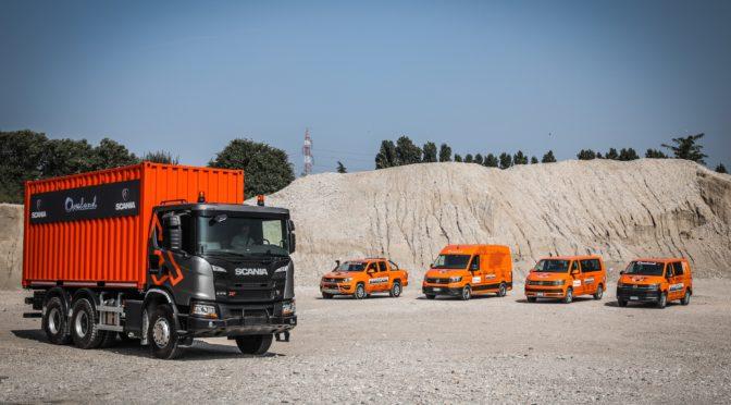 Overland sceglie Scania XT per la nuova spedizione in Africa