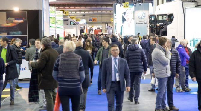 Torna il Transpotec Logitec di Verona: dal 21 al 24 febbraio l'edizione 2019