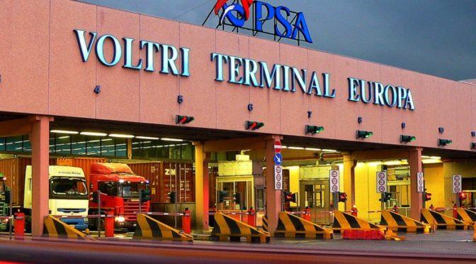 Nuovo servizio di accoglienza per camionisti al Voltri Terminal Europa di Genova