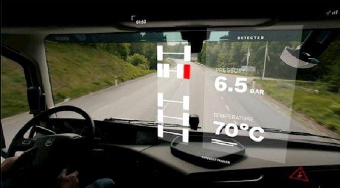 Volvo Trucks presenta i nuovi servizi di monitoraggio per ottimizzare l'operatività