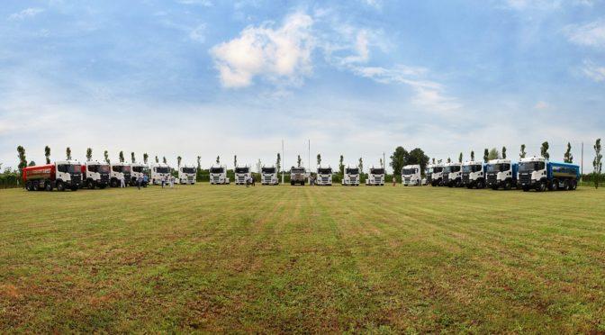 Scania Driver Training per ottenere il massimo dai nuovi veicoli Scania XT
