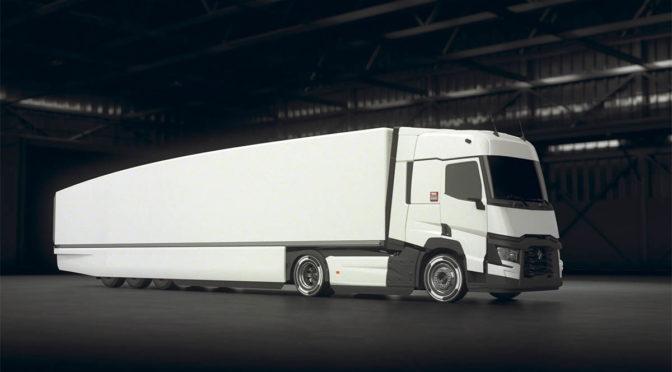 L'Optifuel Lab 3 di Renault Trucks punta alla riduzione del 13% del consumo di carburante