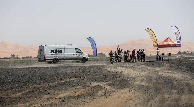 MAN TGE affianca Nicola Dutto alla Dakar 2019