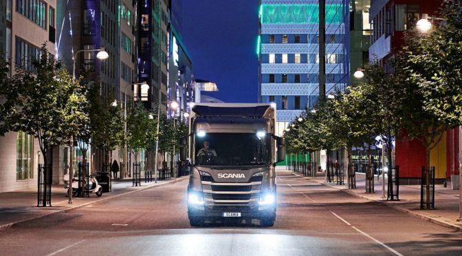 Scania, Green Mobility: verso una Firenze più verde