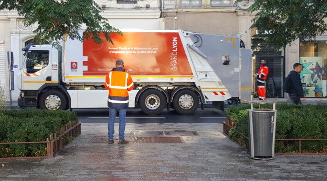 Renault Trucks consegna un D Wide Z.E. alla Metropoli di Lione
