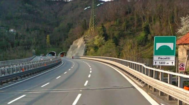 Verifiche su viadotti Pecetti e Fado, Autostrade chiude A26 fino a Masone. A7 a rischio collasso