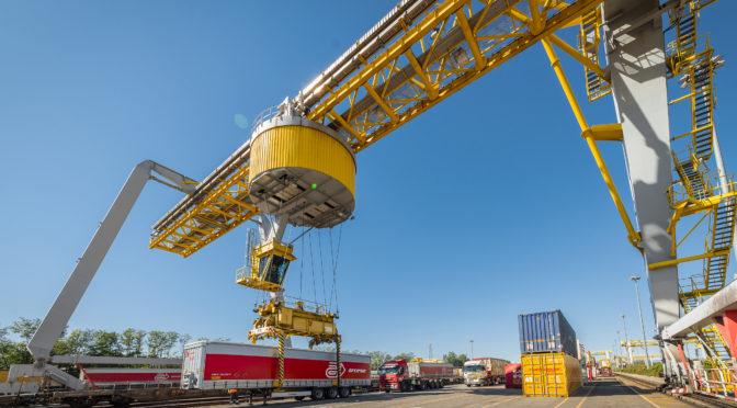 Arcese annuncia un nuovo collegamento intermodale in Italia per semirimorchi gran volume P400