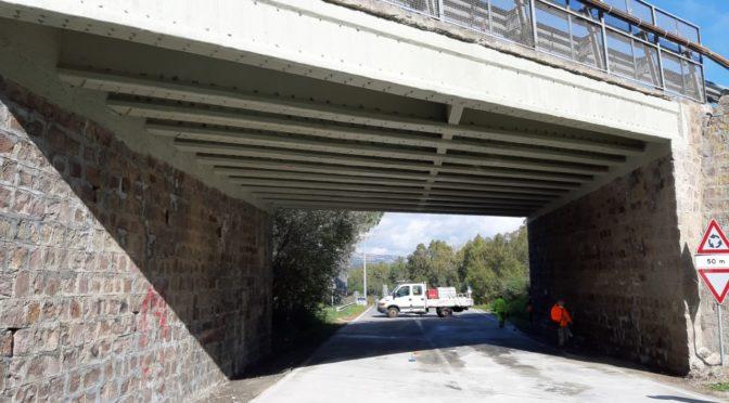 """Sardegna, riaperto traffico cavalcavia su SS131 racc """"Raccordo di Nuoro"""""""