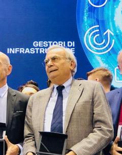 Paolo Uggè riconfermato presidente di FAI-Conftrasporto