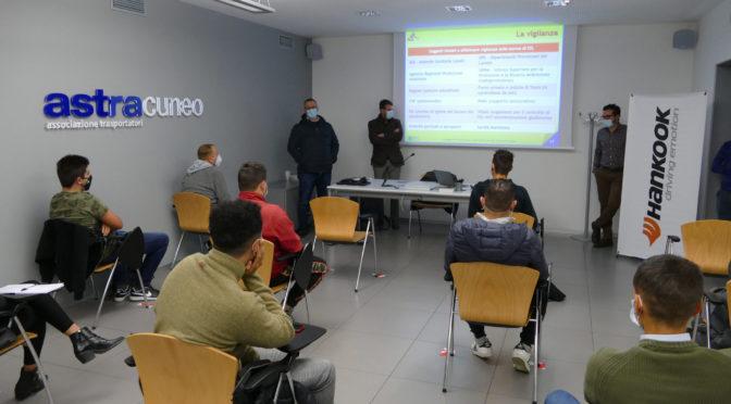 A Cuneo la Truck Driver Academy per diventare camionisti