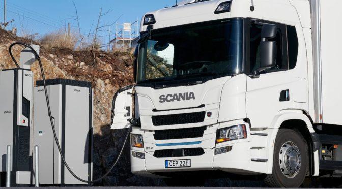 Scania investe in un impiantodi assemblaggio delle batterie